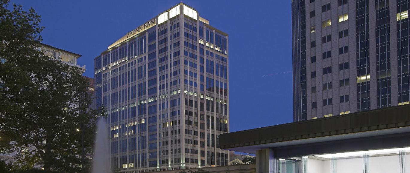 Jacobsen Construction » Zions Bank Tower Re-skin