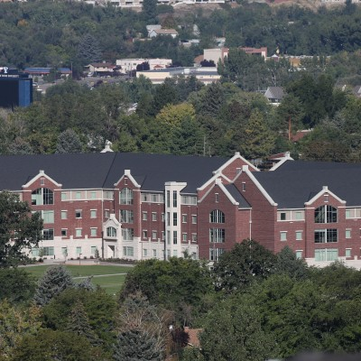 BYU Housing Jacobson Construction