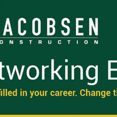 Jacobsen Networking Event Header